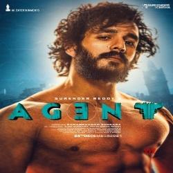 Akhil Akkineni Agent Official Teaser Ringtone
