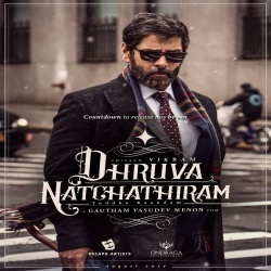 Dhruva Natchathiram Teaser Theme BGM Ringtone