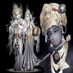 Radhe Krishna Ki Jyoti Alaukik Ringtone