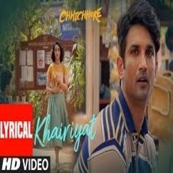 Khairiyat Song Ringtone